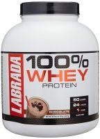 Labrada 100 percent Whey protein - 4.13 lbs (1875g)(Chocolate)- Amazon