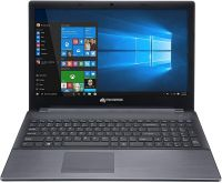 Micromax Alpha LI351568W 15.6-inch Laptop (5th Gen Core i3-5005U/6GB/500GB/Windows 10/Integrated Graphics), Grey- Amazon