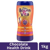 [Pantry] Cadbury Bournvita Chocolate Health Drink, 1kg Jar- Amazon