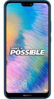 [Few Hours Left] Huawei P20 Lite (Blue, 4GB RAM, 64GB Storage)- Amazon