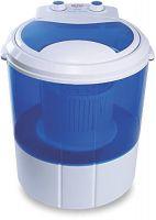 Hilton 3 kg Single-Tub Washing Machine with Spin Dryer (Blue)- Amazon