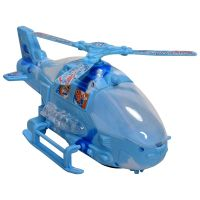 Toyzrin Bump and Go Helicopter Toy with Colorful 3-D Lights, Swirls and Music- Amazon