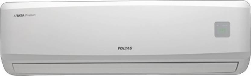 Summer Sale: Voltas 1.5 Ton 3 Star 183DYa Split AC - White(Aluminium Condenser)