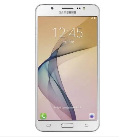SAMSUNG Galaxy On8 Dual Sim,3 GB RAM 16 GB (White)