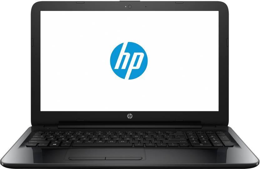 HP Core i3 6th Gen - (4 GB/1 TB HDD/DOS) 1AC75PA#ACJ 15-BE012TU Notebook  (15.6 inch, Sparkling Black)