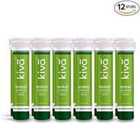 Kiva Wheatgrass Juice Shots | Tasty Re...