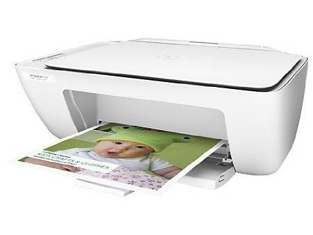 HP DeskJet 2131 All-in-One Printer with 2 print cartridges