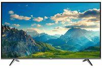 TCL 140 cm (55 inches) 4K Ultra HD Smart LED TV 55G500 (Black)(2018 Model)- Amazon