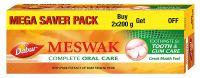 Dabur Meswak Toothpaste - 200 + 200gms- Amazon