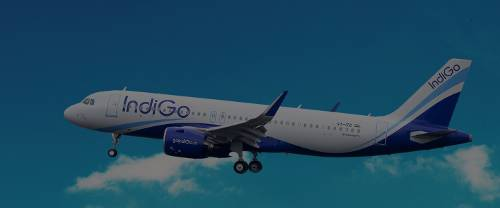 Indigo Domestic Flights Fare Starting at Rs. 11