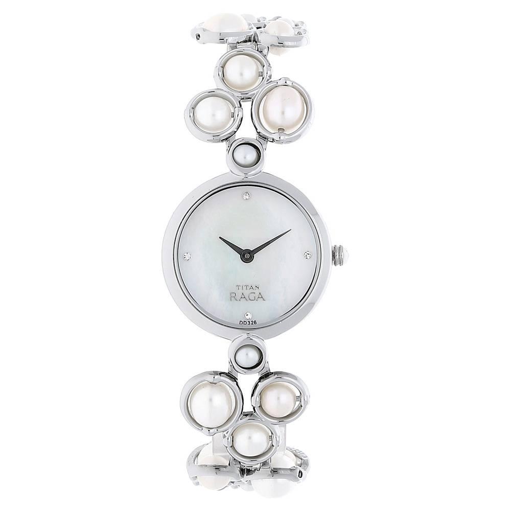 Buy Titan Raga Analog Watch for Women at Rs. 5598.00