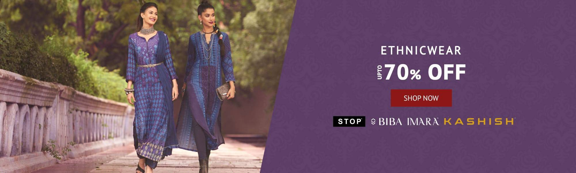 Great Offer This Rakhi: Get Upto 70% Off On Ethnic Wear