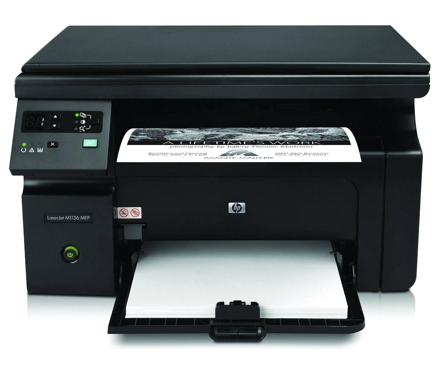 HP M1136 MFP Laserjet All-in-One Printer - Lowest Price