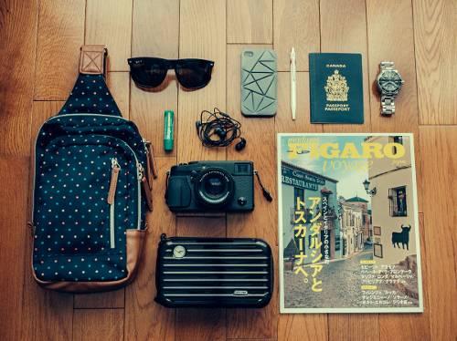 Get Upto 75% Off On Travel Essentials