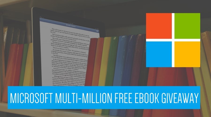 [Giveaway] 360 Different Microsoft eBooks Free Download - Great Educational Resource