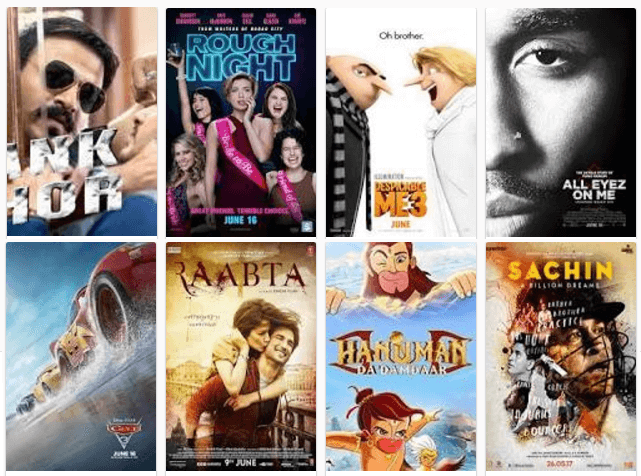 Top 50 Fast & Free Movies Sites To Download Full Latest HD Movies