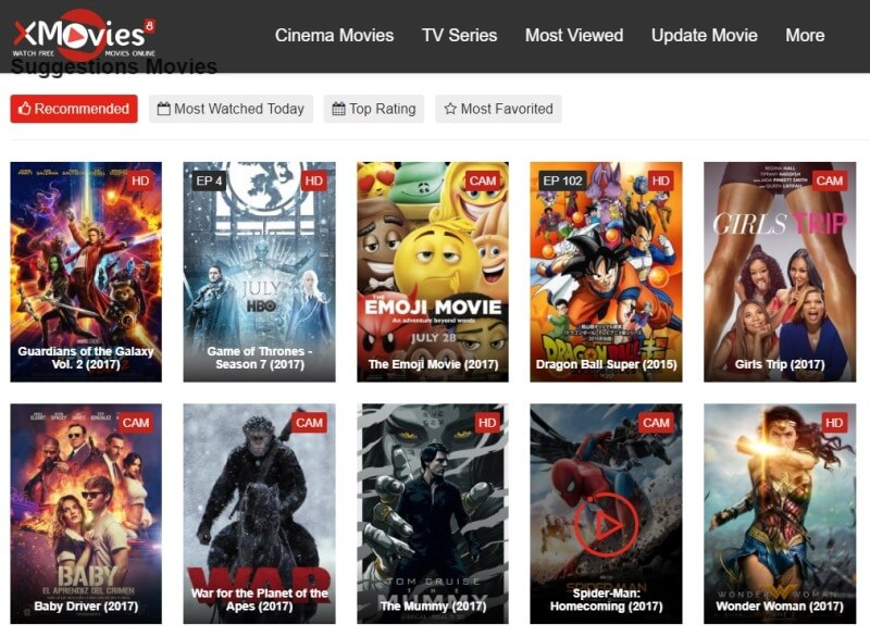 Xmovies8 Proxy - 35 Fast Free Proxy/Mirror Websites to Unblock XMovies8.ru(Full Guide)