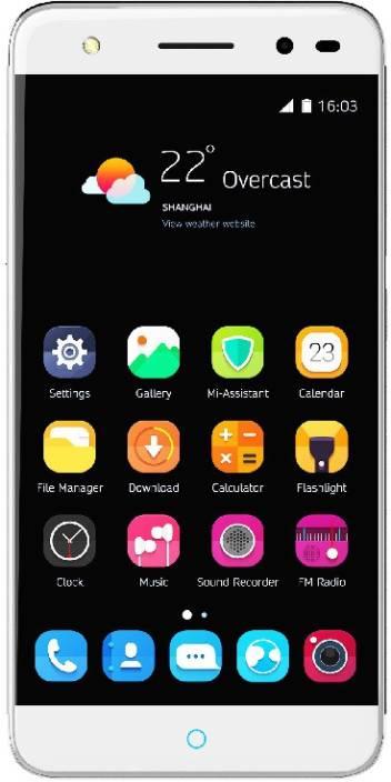 ZTE V7 Lite 4G Mobile Rs. 5190 - Flipkart