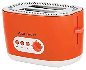 Wonderchef Regalia 780-Watt Toaster at Rs. 1259 @ Amazon