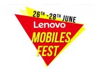 Lenovo Mobile Fest 26-28 June @Flipkart