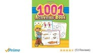 [Lowest] 1001 Activities Book Paperback