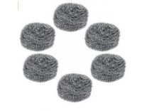 Gala Steel Scrubber Combo Set (Pack of 6) Rs. 119 - Amazon