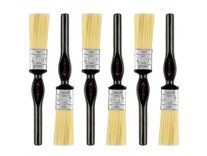 Spartan Paint Brush ( 25 MM) Stn Set of 6 at Rs.99 - Amazon