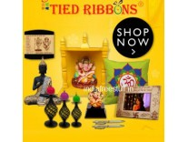 Tied Ribbons Home Decor & Gift Sets 50% to 70% off from Rs. 149 - Amazon