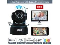 D3D Wireless HD IP Wifi CCTV indoor Security Camera Rs. 4095 - Amazon