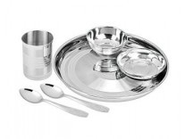 Classic Essentials Dinner Set Of 6pcs Rs.199 -Amazon