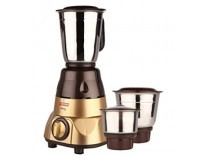 Kanchan Minito GoldenBrown MixerPlus Grinder 3Jar 500W Rs.1886 @Amazon