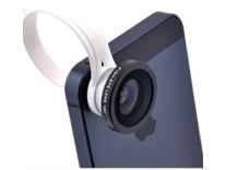 Photron Universal Clip-On 3 in 1 Mobile Cell Phone Camera Lens Kit Rs. 199 @ Amazon