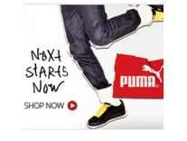 Puma Shoes Minimum 60% off from Rs. 1277 - Amazon