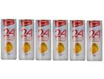 24 Mantra Organic Mango Blast, 250ml (Pack of 6) Rs.160 - Amazon