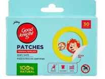 [Pantry] Good Knight 30 Patches Rs. 75 - Amazon