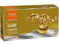 VLCC Gold Facial Kit 60gm Rs. 140 - Amazon