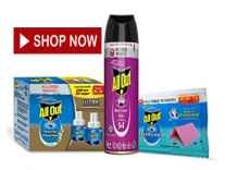 All Out Full Protection Pack Violet Rs.280 - Amazon