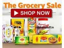 Amazon The Grocery Sale upto 40% off- Amazon