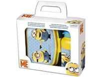 Minions Stor Value Set Plastic Tiffin Box Set, 500ml Rs. 193 - Amazon