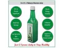 Naturyz Aloe Vera Juice-with No Added Sugar- Natural and Pure -500ml @ Rs. 150 - Amazon