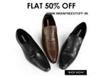 Provogue Men's Footwear 60%-70% off from Rs. 599 - Amazon