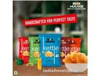 Inox Muchos Nachos & Chips at 25% off from Rs. 120 - Amazon