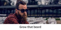 To Beard O...