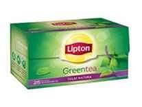 [Pantry] Lipton Tulsi Natura Green Tea 25 Bags Rs. 97 - Amazon