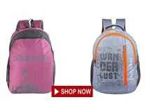 The Blue Pink Bags & Belts 50% to 80% off from Rs. 399 - Amazon
