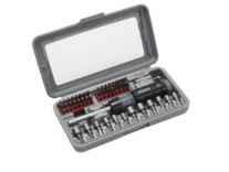 Bosch 46 Piece Screwdriver Set Rs. 899 - Flipkart