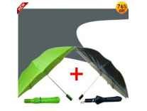 Umbrellas upto 68% off from Rs. 149 - Flipkart