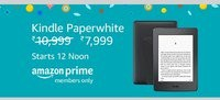 "Kindle Paperwhite, 6"" High Resolution Display (300 ppi) with Built-in Light,..."