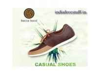 Bacca Bucci Men's Footwear Minimum 70% off from Rs. 399 @ Amazon