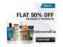 Beauty & Personal Care products Min 40% off from Rs. 84- Flipkart
